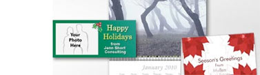 Holiday Items – Custom Cards & Calendars