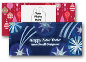 "4"" x 8""Holiday Cards"