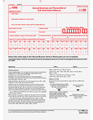 1096 Form: 1096 Tax Form Printing in QuickBooks - Intuit