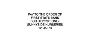 Bank Deposit Slips Order Business Deposit Slips For Quickbooks