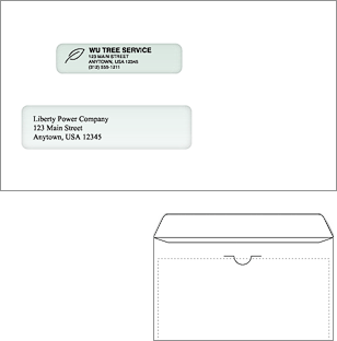 Check Envelopes Check Window Envelopes Designed For QuickBooks - Quickbooks invoice envelopes