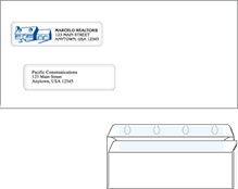 Business Envelopes Business Sized Envelopes For QuickBooks Products - Quickbooks invoice envelopes